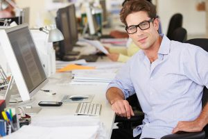 Service-Mitarbeiter-Umzug Profis