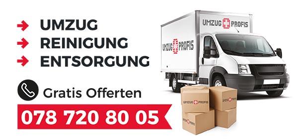 Umzug Profis aus Zürich