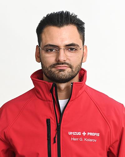 G.Kolarov-Geschäftsführer